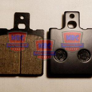 DISC PAD FOR BREMBO CALIPER WITH SINGLE PIN Pin P32F / PF05