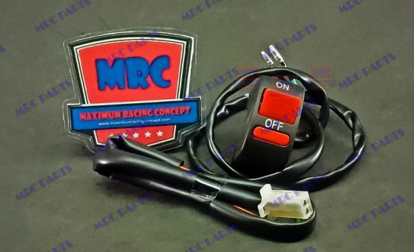 EXTENTION CABLE AND SWITCH FOR DUAL MODE CDI