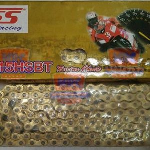 Super Heavy Duty Gold Chain 415HSBT