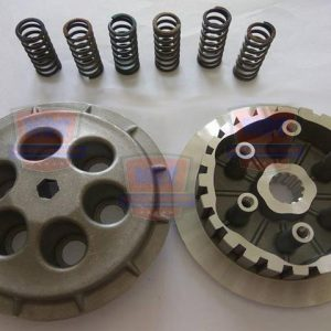 Racing Clutch Housing With 6 Springs Yamaha FZ16 and R15